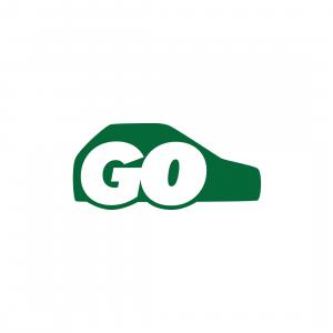 Go Green logo type